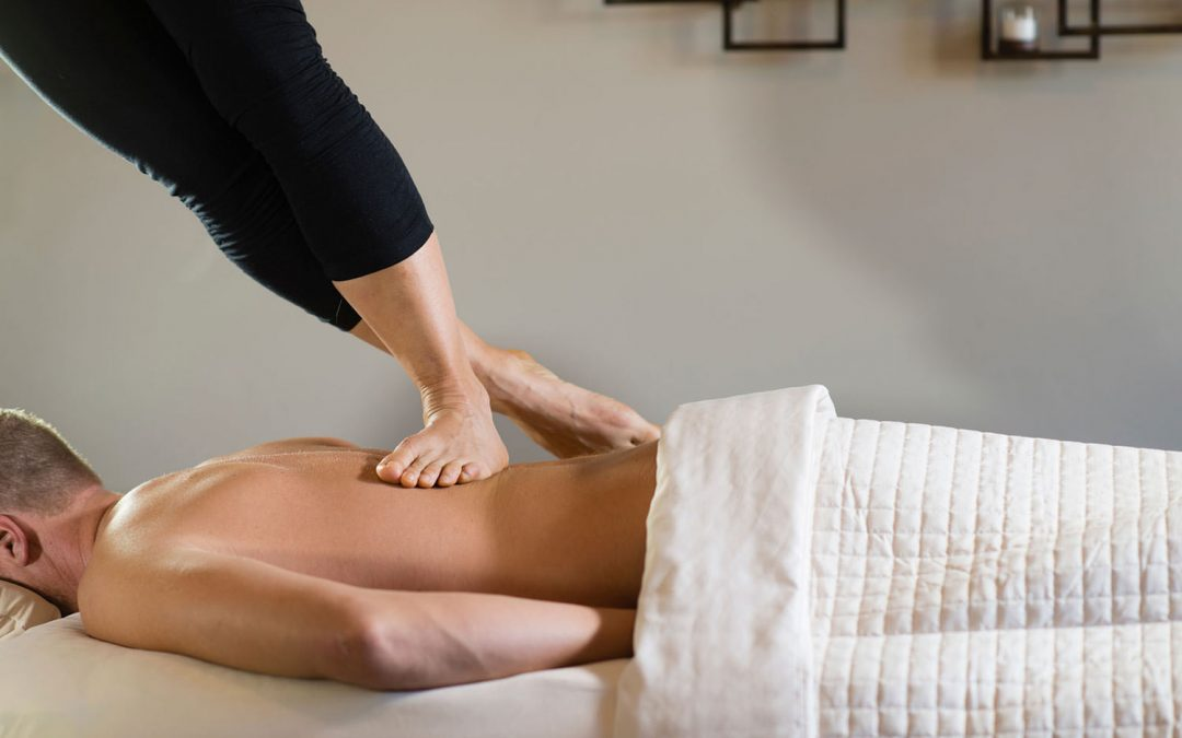 Calling All Athletes… Have you tried Ashiatsu Massage yet?