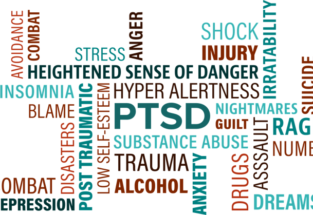 Suffering from PTSD? Find out how bodywork can help